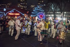 20171221_0144_1 (Bruce McPherson) Tags: brucemcphersonphotography thecarnivalband marchingmusic processionalmusic partymusic colourfulmusic colourful wintersolsticelanternfestival familyevent falsecreek convergence festive granvilleisland secretlanternsociety lanternprocession lanterns lantern procession candles cold icy dark night low light photographynight photographyevent photographyvancouverbccanadaoutdooroutdoorsfirst day winterfalse creeklive music march marchingband