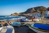 La playa de las Negras (SantiMB.Photos) Tags: 2blog 2tumblr 2ig cabodegata playa beach barcas boats lasnegras andalucia españa esp