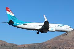LX-LBA (GH@BHD) Tags: lxlba boeing 737 737800 b738 b737 lg lux luxair ace gcrr arrecifeairport arrecife lanzarote airliner aircraft aviation