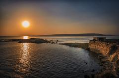 Atardeceres inolvidables II - Unforgettable sunsets II (jmpastorg) Tags: tabarca santapola alicante españa spain 1750 nikon d5100 mar sea seascape landscape waterscape paisaje puestadesol atardecer anochecer ocaso sunset mediterranean mediterraneo water agua sol sun explore
