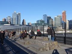 201803087 New York City Midtown High Line Park (taigatrommelchen) Tags: 20180310 usa ny newyork newyorkcity nyc manhattan highline midtown sky icon urban city building park
