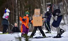 Kostymerenn Grobotn 4H Jortveit Hornnes 170318 (10) (Geir Daasvatn) Tags: kostymerenn skijump justforfun jortveit hornnes 17mars2018 grobotn 4h