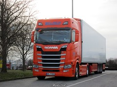 D - Scania Next Generation S580 V8 Topline - Zelmer (Marko-HRHB) Tags: scania next generation s580 v8 topline germany deustchland lkw truck