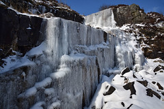 Still Frozen (anthony.dyke1) Tags: winter brecon beacons snow ice waterfalls