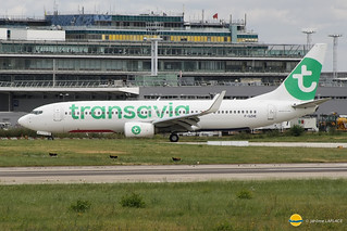 Transavia France  F-GZHE