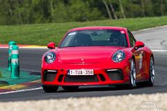 Porsche 991.2 GT3 touring (belgian.motorsport) Tags: porsche 9912 gt3 touring days francorchamps spa 2018 club 911 flat six flat6
