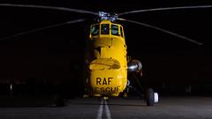 Westland Wessex HC.2 I XR498 I RAF SAR (MarkYoud) Tags: raf cosford nightshoot threshold aero military transport helicopter sar westland wessex hc2 xr498