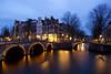 blue hour Amsterdam (kalakeli) Tags: bluehour blauestunde langzeitbelichtung longexposure wasser water amsterdam märz march 2018 thenetherlands niederlande grachten amsterdamgrachten amsterdamgrachts grachts leidsegracht keizersgracht 30secs
