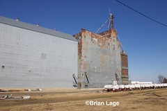 Lincoln (eslade4) Tags: lincoln elevator woodelevator sheeting annex excgw excnw