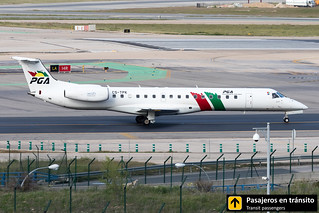 Embraer 145 Portugalia Gaio CS-TPK