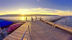 Sunset (ponte1112) Tags: sun sonnenuntergang 8mm see lake himmel sky kantonzürich uster niederuster nikon d7200 outdoor unterwegs switzerland myswitzerland