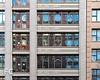 New York City:  Close-up of the decorative brickwork emerging on The Chamberlain on Manhattan's west side (gravesVpelli) Tags: 269w87 fxcollaborative fxfowle newyork newyorkcity residential thechamberlain upperwestside brick