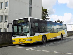 Mercedes Citaro n°324 (ChristopherSNCF56) Tags: brest citaro bibus bus transport urbains mercedes 324