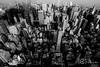 New York Skyline form Empire State Building (Eduardo_Ventura) Tags: empirestatebuilding nyc ny newyorker