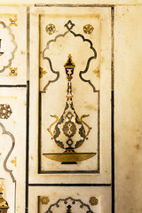 Pietra Dura 1 (Mike Legend) Tags: india agra itimad baby taj pietra dura inlay decoration patterns
