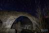 Circumpolar (reivax1960) Tags: circumpolar estrellas puente agua rio noche oscuridad bridge stars water river medieval night