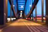Friday night (michael_hamburg69) Tags: hamburg germany deutschland elbe river flus bridge brücke elbbrücke neueelbbrücke norderelbe photowalkmitweddelbrooklyn
