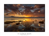 Sunset serenity Australia (sugarbellaleah) Tags: water sunseet ripples gentle serenity peace unwind relax outdoors sundown clouds weather australia sunbeams rays light sky horizon stgeorgesbasin pretty amazing beautiful tranquil chillout chillax awe scenic landscape mirrored