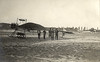 The Harlan monoplane on the airfield Johannisthal (Berlin) [Germany, 1910 / 1911] (Kees Kort Collection) Tags: 1910 1911 eindecker harlan johannisthal monoplane