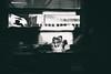 Spotlight (flashfix) Tags: april072018 2018inphotos ottawa ontario canada nikond7100 55mm300mm nikon flashfix flashfixphotography portrait dramatic sock dog canine animal pet austrailanshepherd triaustrailanshepherd bluemerle tricolour heterochromia candid monochrome blackandwhite