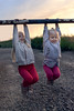 two little girls, twins, having fun in the sunset (Aleksandar S) Tags: portrait child activity summer outdoor beautiful freedom cheerful play asian cute kid happy leisure smile young nature twin girl park fun joy sunset healthy sister daughter little together people light face sunlight garden sun spring pretty siblings girls kids white childhood outdoors lifestyle beauty identical twins happiness family two person
