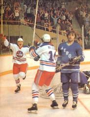 Winnipeg Jets vs Houston Aeros 3 (vintage.winnipeg) Tags: winnipeg manitoba canada vintage history historic sports winnipegjets