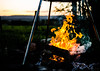 Bonfire (L0rd_0f_C1nd3r) Tags: nature grill evening chilltime fire smoke naturelife outdoor mood