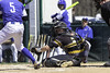Baseball vs. Fredonia - 04/22/2018 (BrockportAthletics) Tags: brockport brockportathletics brockportbaseball baseball goldeneagles sunybrockport