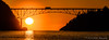 Deception Pass Sunset (dschultz742) Tags: 03152018 d810 deceptionpassbridge nature nikon nikonsigma ocean sigma sky sunset silhouette reflection