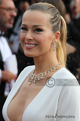 PETRA NEMCOVA 01 (starface83) Tags: portrait film festival cannes actor actress petra nemcova