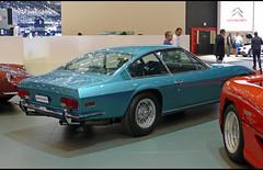 Monteverdi 375 L (baffalie) Tags: auto voiture ancienne vintage classic old car coche retro expo suisse sport automobile racing motor show collection club swiss geneva palexpo
