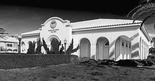 Jacksonville Beach City Hall, 15 3rd Street N, Jacksonville Beach, Florida, USA / Built: 1998