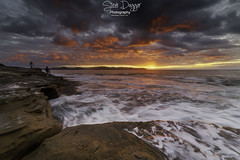 0S1A1657 (Steve Daggar) Tags: pearlbeach sunrise nswcentralcoast seascape landscape gosford woywoy