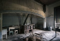 'Kitchen Party'.... (Taken By Me Photography) Tags: takenbyme takenbymephotography abandoned adventure building buildings closed creepy centre derelict decay dark d750 explore exploring empty eerie forgotten floor gone house home kitchen party old ruin shut urbex urban ue wall window walls
