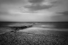 Black sea ... (Dimitar Balyamski) Tags: nature landscape sea seascape water waterscape mono nd1000 waves blacksea fujifilm xt1 balyamski bulgaria