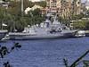 HMAS Parramatta IV - see below (Paul Leader - All Rights Reserved) Tags: ffh154 gardenisland hmasparramattaiv ran royalaustraliannavy olympus paulleader ship boat vessel harbour transportation navy warship sydney nsw newsouthwales australia