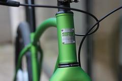 SingleBe e.Type DISK II (SingleBe Bikes) Tags: singlebe etype zehus zehushub ebike reynolds customsteelframe