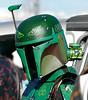 Boba Fett (Colorado Sands) Tags: starwars bountyhunter outlaw badguy fictionalcharacter green stpatricksparade denver colorado parade irishparades festive event stpats us americanparades usa america stpaddys sandraleidholdt march 2018 stpatricksdayparade stpatricksday american parades unitedstates celebration costume dinged dented clone fett popular
