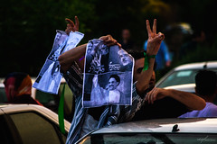 Dreams of Freedom (Kiavash Safarian) Tags: election partty people iran khatami moosavi eslahat iranian