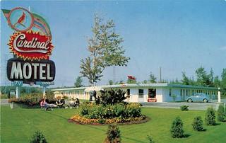 Cardinal Motel, Cornwall, Ontario