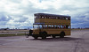 "BVG Oldtimer Bus ""Tag der Offenen Tür Flughafen Schönefeld"" (rieblinga) Tags: bvg bus oldtimer tag der offenen tür flughafen schönefeld analog revue ac6 agfa rsx 100 dia"
