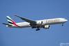 Emirates --- Boeing 777-300ER --- A6-EBR (Drinu C) Tags: adrianciliaphotography sony dsc rx10iii rx10 mk3 mla lmml plane aircraft aviation 777 emirates boeing 777300er a6ebr
