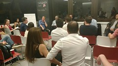 "Talks@swissnex: Challenges for IoT • <a style=""font-size:0.8em;"" href=""http://www.flickr.com/photos/110060383@N04/26404213867/"" target=""_blank"">View on Flickr</a>"