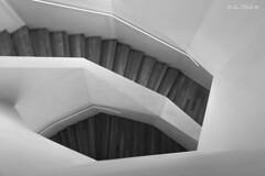 casavicens_20180325_0927 (Kilian Ubeda Cano) Tags: casa vicencs barcelona bn arquitecture arquitectura escaleras upstairs tamron canon