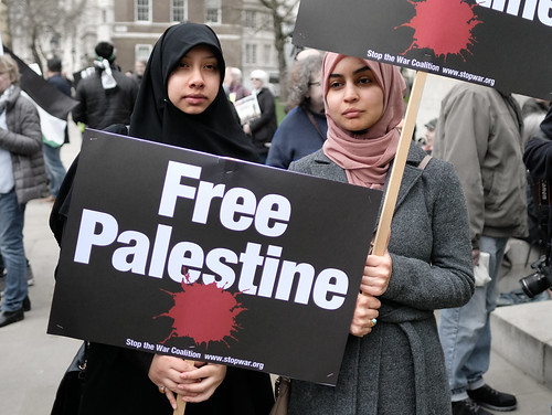 From flickr.com: Free Palestine ! {MID-293044}