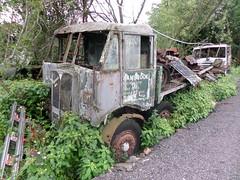 Save a Place For Me (Tay_Yamaha) Tags: aec mammoth major hanbrook scrap 8wheeler bew96