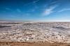 Sylt Impressionen - Wattenmeer mit Eiskruste (J.Weyerhäuser) Tags: watt braderup sylt kampen leuchtturm eis