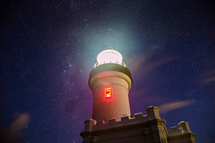 byron lighthouse 3 (georgerebello1) Tags: outdoors photography landscape light night long exposure canon 6d journey travel ambient australia queensland
