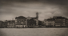 View from Giudecca (Antonio's darkroom) Tags: hasselblad trix kodak pyrocathd kenteren artclassic moersch lith se5 e grain g catechol nh4cl panorama giudecca venezia venice 21