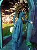 (AHMH - Coutûre) Tags: fashiondoll ahmhcôuture late 1870s natural form dress soft bustle diorama ruin